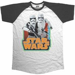Футболки и майки - Футболка реглан Star Wars - Classic Troopers &…, 0