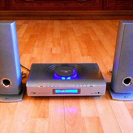 Музыкальные центры,  магнитофоны, магнитолы - Стильный HI-Fi Музыкальный центр LG F-S197, 0