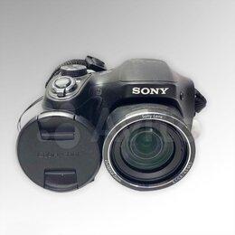 Фотоаппараты - Фoтoаппaрат Sony Сybеr-shоt DSС-Н100, 0