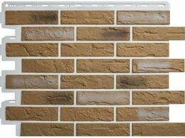 Фасадные панели - Фасадные панели Кирпич Рижский. БАЗА 41 КМ, 0