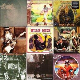 Музыкальные CD и аудиокассеты - Blues/Rock/Jazz/Pop на фирменных CD (USA), 0