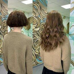 Спорт, красота и здоровье - Микро/нано капсульное наращивание волос, 0