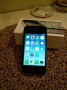 Мобильные телефоны - Смартфон iPhone 4S 32 Gb черный, 0