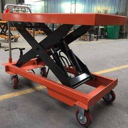 Грузоподъемное оборудование - Стол гидравлический PTF30, 0