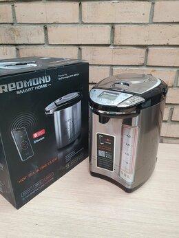 Электрочайники и термопоты - Термопот Redmond RTP-M810S, 0