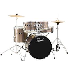 Ударные установки и инструменты - PEARL RS505C/C707 - акустическая барабанная установка серии Roadshow, 0