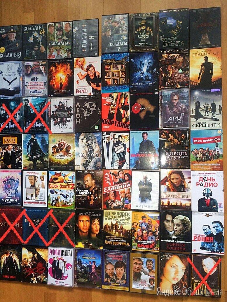 диски с фильмами  по цене 3000₽ - Видеофильмы, фото 0