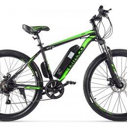 Велосипеды - Электрически й велосипед Eltreco XT-600D (2021), 0