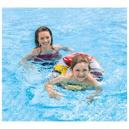 Аксессуары для плавания - Круг для плавания «Тачки», d=51 см, 0