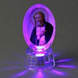 Ночники и декоративные светильники - Иконки с LED подсветкой, 0