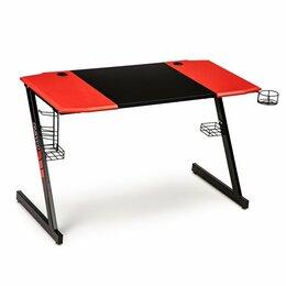 Компьютерные и письменные столы - Стол компьютерный, игровой, 0