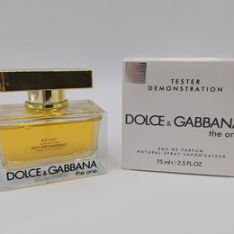 Парфюмерия - Парфюмерная вода DOLCE & GABBANA The One for Women, 0