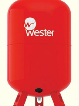Расширительные баки и комплектующие - Расширительный мембранный бак WRV-500 Wester…, 0