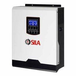 Солнечные батареи - Гибридный солнечный инвертор SILA V 2000M (PF 1.0), 0