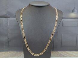 Цепи - Золотая цепь 585 пробы, массой 20,24 грамма, 0