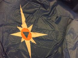 Флаги и гербы - Большой флаг МЧС, 0