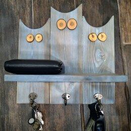 Настенные ключницы и шкафчики - Ключница на стену, 0
