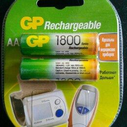 Батарейки - Аккумулятор GP HR06 1800mAh NiMH BL2 AA, 0