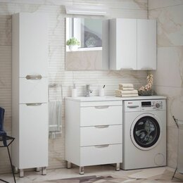 Шкафы, стенки, гарнитуры - Шкаф АЛИОТ 60 600*215*700 COROZO, 0