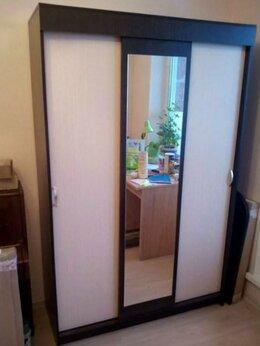 Шкафы, стенки, гарнитуры - Новый шкаф купе 3-ств. с зеркалом Андрей 4, 0