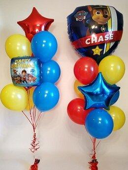 """Воздушные шары - Композиция """"Чейз"""", 0"""