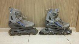 Роликовые коньки -  Ролики Rollerblade, размер EUR 40/25.5 см, 0