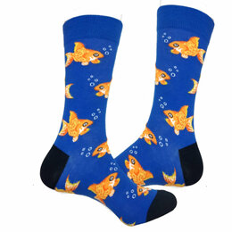 Собаки - Носки Золотая рыбка, 0