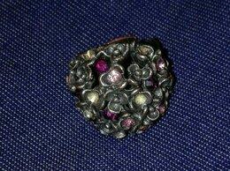 Кольца и перстни - Красивое большое кольцо (бижутерия)  , 0