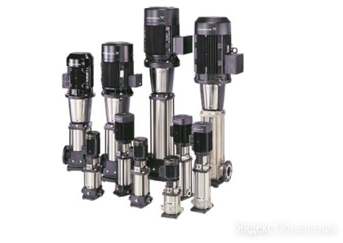 CR 1-7 насос верт. многоступенчатый центробежный (96516244) по цене 55488₽ - Элементы систем отопления, фото 0
