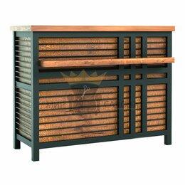 Мебель для учреждений - Стойка администратора Лофт-712, 0