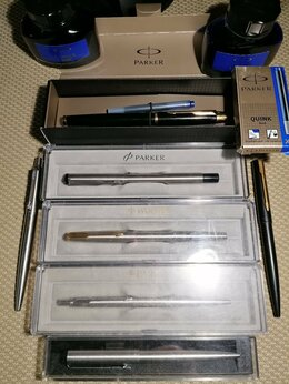 Другое - Ручки Parker. Made in U.K and U.S.A., 0