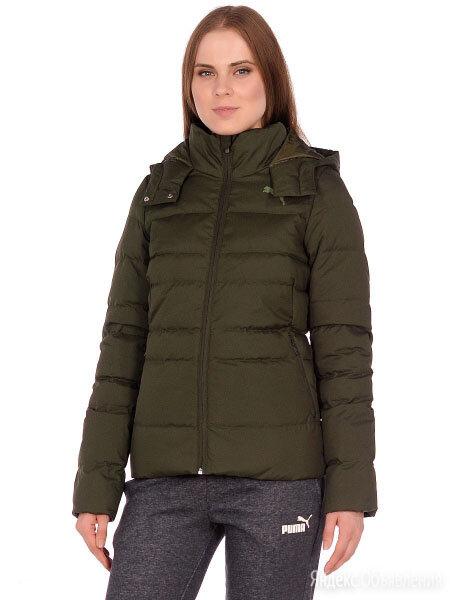Куртка п. PUMA Ess 400 Hd Forest Night ж. по цене 7144₽ - Брюки, фото 0