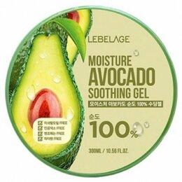 Кремы и лосьоны - Увлажняющий успокаивающий гель с авокадо, 0