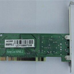 Прочие комплектующие - Modem ACORP 9M56 PML-2, 0