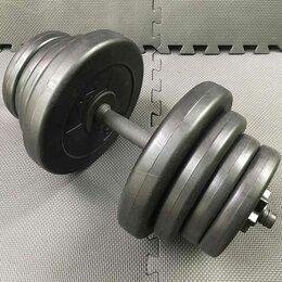Гантели - Гантель 20 кг, 0