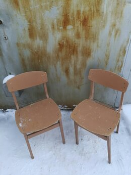 Стулья, табуретки - Пара стульев, 0