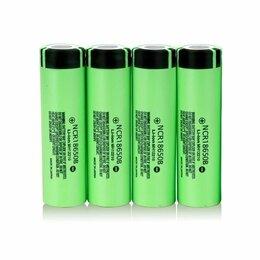 Батарейки - Аккумуляторы Panasonic 18650 3400 мАч, 0