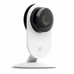 Системы Умный дом - Xiaomi Yi WiFi ip камера с режимом ночного видения, 0