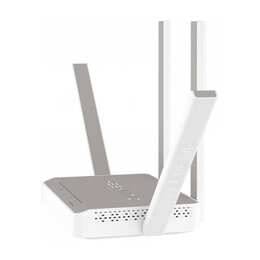 3G,4G, LTE и ADSL модемы - Роутер Keenetic Extra KN-1710 (White), 0