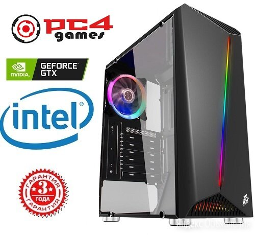 Новый Компьютер i7 10700/DDR4/SSD/RTX3070/700W 5 по цене 172500₽ - Настольные компьютеры, фото 0