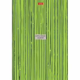 Термосы и термокружки - Тетр А4 96л кл спир Хатбер Simple design…, 0
