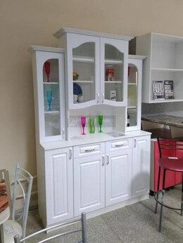 Мебель для кухни - Буфет Прованс-14 клён белый 💥0008💥, 0