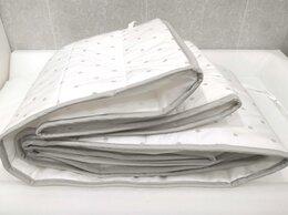 Постельное белье - Мягкий бортик для детской кровати ЛЕНАСТ: 60 х 120, 0