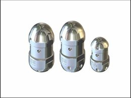 Канализационные трубы и фитинги - Форсунка каналопромывочная для канализации, 0