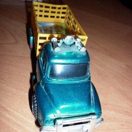 Машинки и техника - Машинка пластиковая, 0