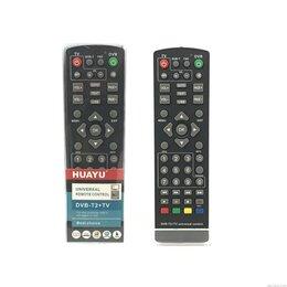 Спутниковое телевидение - Пульт  универсальный DVB-T2+2 VERSION 2019, 0