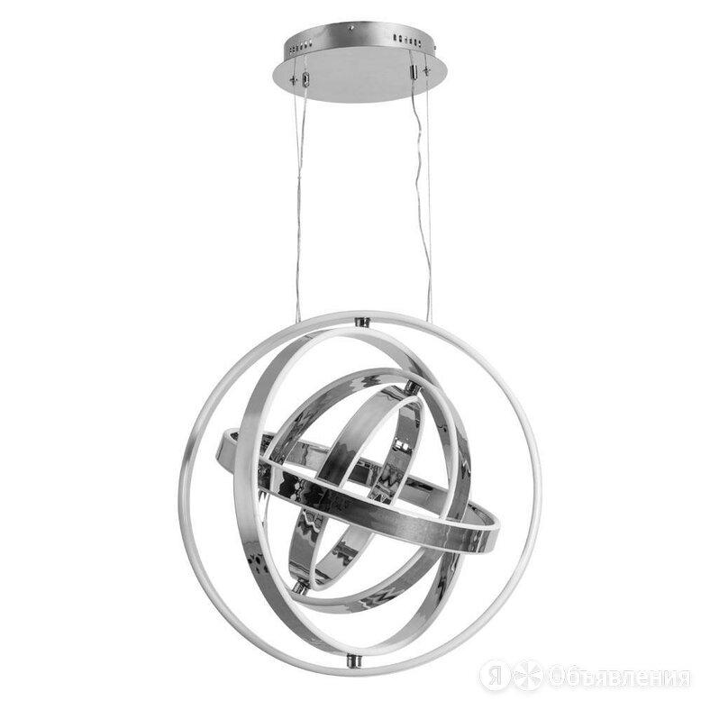 Подвесной светильник серебристый Divinare Mirror 1612/02 SP-1 по цене 89900₽ - Настенно-потолочные светильники, фото 0