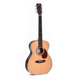 Акустические и классические гитары - Sigma OMT-1 Гитара акустическая, цвет натуральный, 0