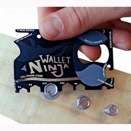 Ножи и мультитулы - Мультитул Wallet Ninja, 0