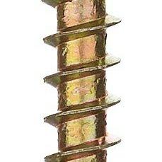 Шурупы и саморезы - Саморезы СУ-Ж универсальные жёлтый цинк 40 х 4,5 мм, 250 шт, 0